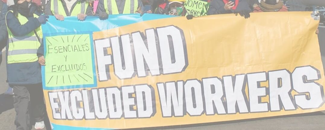 Fund Excluded Workers banner